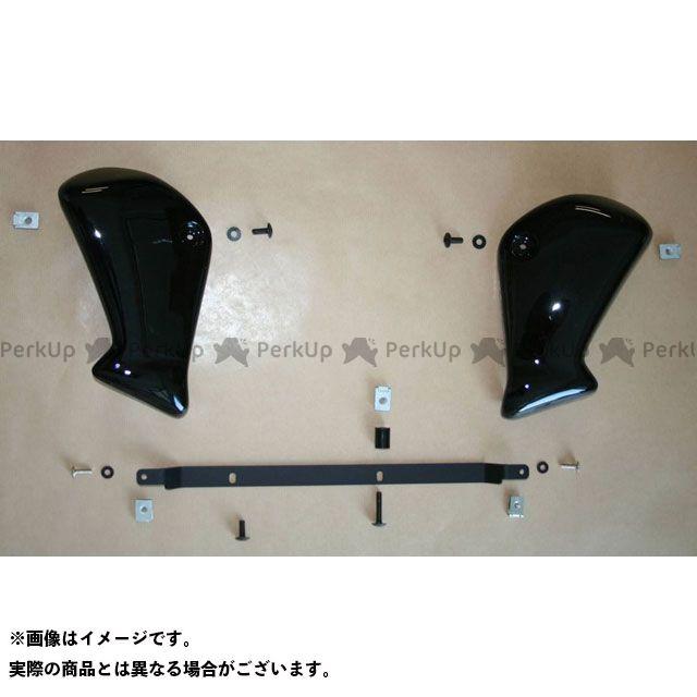 S2 Concept グラディウス650 カウル・エアロ Radiator Scoops GLADIUS raw | S655.000 S2コンセプト