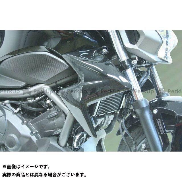 S2 Concept NC700S カウル・エアロ Radiator Scoops NC700S / NC750S raw | H704.000 S2コンセプト