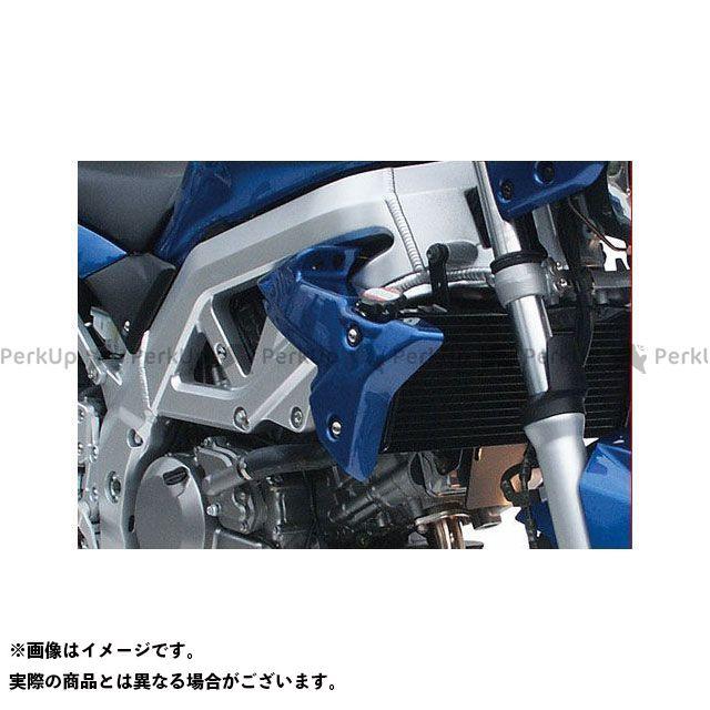 S2 Concept SV650 カウル・エアロ Radiator Scoops SUZUKI SV650 (2003-2010) raw | 903870.000 S2コンセプト