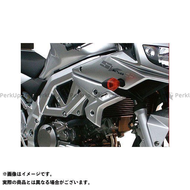 S2 Concept SV650S カウル・エアロ Radiator Scoops SUZUKI SV650S raw | 903850.000 S2コンセプト