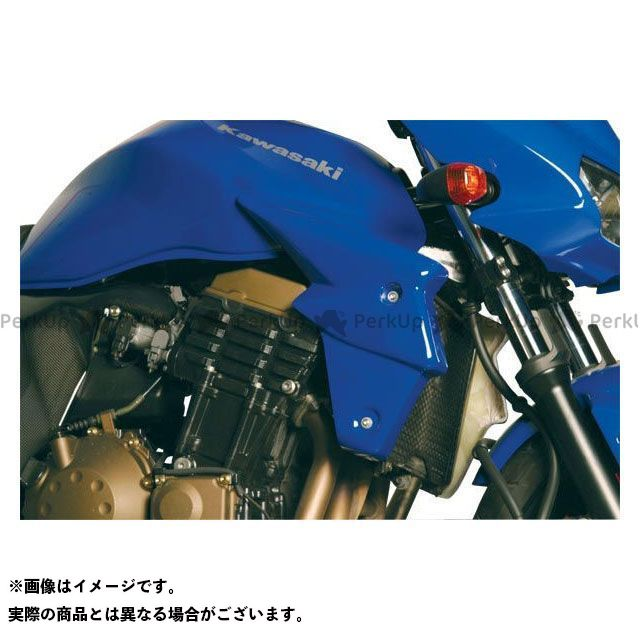 S2 Concept Z750 カウル・エアロ Radiator Scoops Z750 raw | K754.000 S2コンセプト