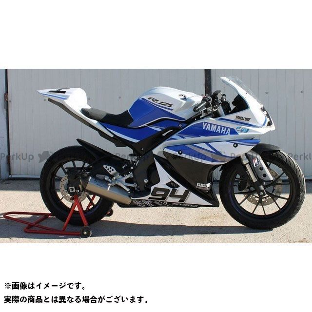 S2 Concept YZF-R125 カウル・エアロ Saddle complete YZF125R CUP 2015-17 | CAYS2-Y122 S2コンセプト