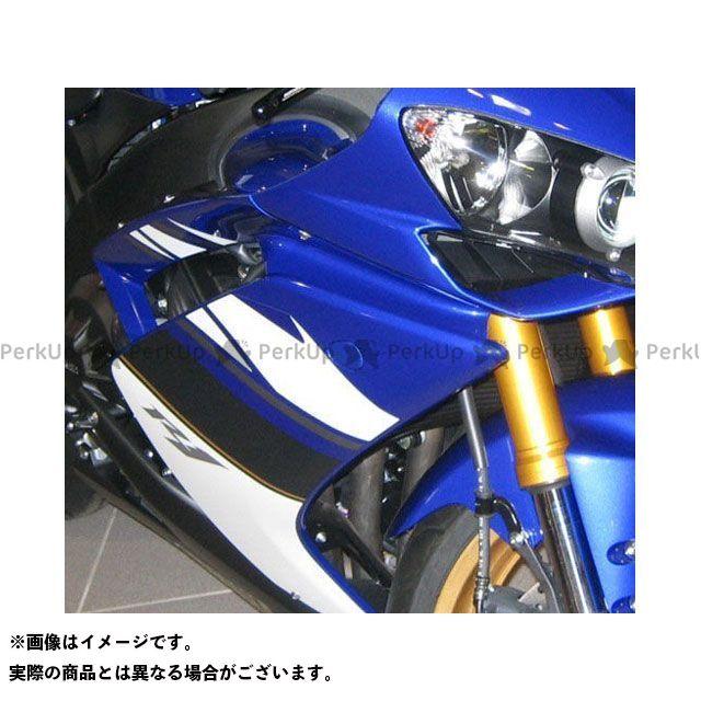 S2 Concept YZF-R1 その他外装関連パーツ Shutter flashing R1 raw | YR1.000 S2コンセプト