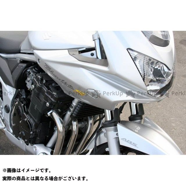 S2 Concept バンディット1250S カウル・エアロ Flashing shutters BANDIT 1250S painted raw | 708.000-BANDIT1250S S2コンセプト