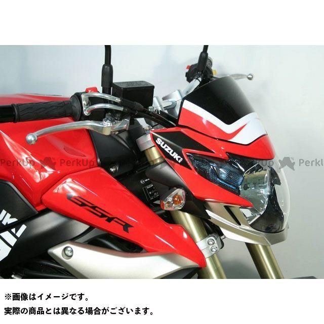 S2 Concept GSR750 カウル・エアロ Flashing shutters GSR750 ブラック | S757H.000 S2コンセプト