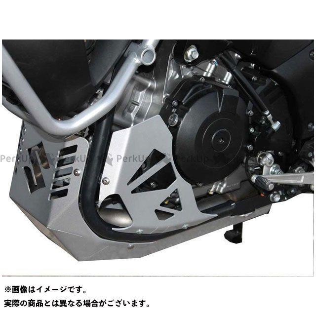S2 Concept Vストローム1000 カウル・エアロ Belly pan DL1000 アルミニウム   W32S.001 S2コンセプト