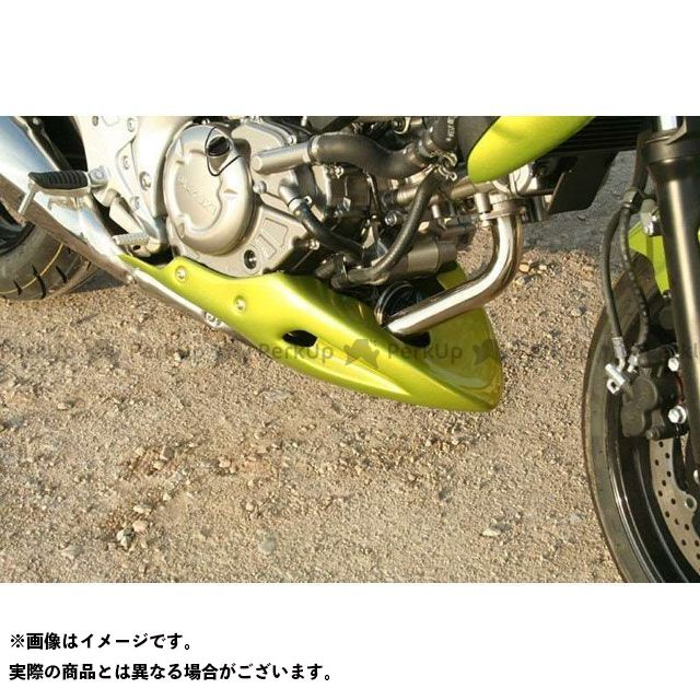 S2 Concept グラディウス650 カウル・エアロ Belly pan Suzuki Gladius raw to paint | S653 S2コンセプト