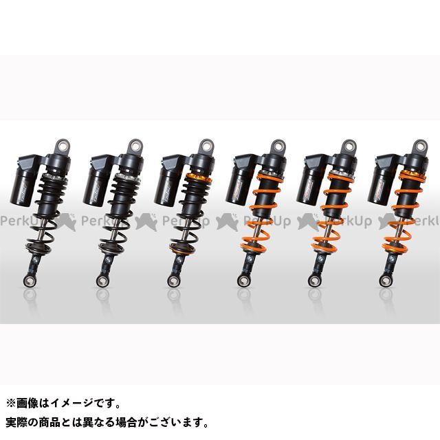 Aragosta XJR1200 XJR1300 リアサスペンション関連パーツ 3WAY Damping Adjuster ピギーバックタイプ/PHASE2 アラゴスタ
