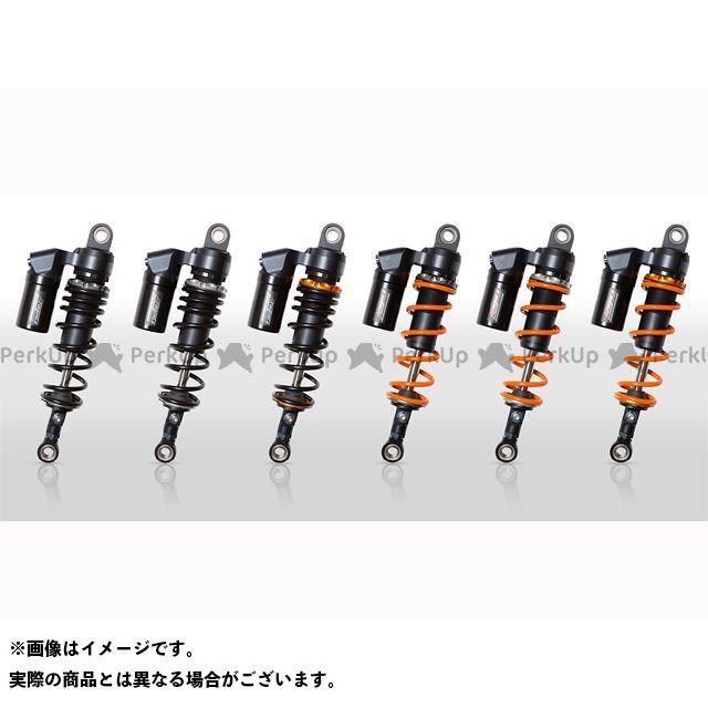 Aragosta W650 リアサスペンション関連パーツ 3WAY Damping Adjuster ピギーバックタイプ/PHASE2 アラゴスタ