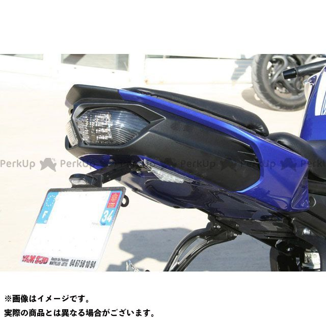 【エントリーで最大P21倍】S2 Concept FZ8 その他外装関連パーツ Wheel arch FZ8 raw | Y801.000-FZ8 S2コンセプト