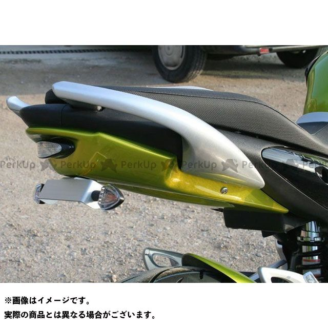 S2 Concept グラディウス650 その他外装関連パーツ Wheel arch GLADIUS raw | S651.000 S2コンセプト