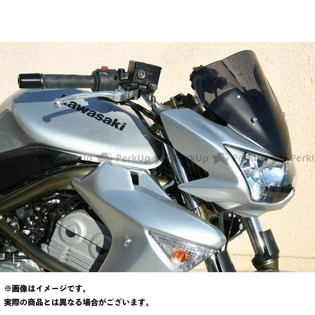 S2 Concept ER-6f カウル・エアロ Fork head ER6F raw | DG02.000 S2コンセプト