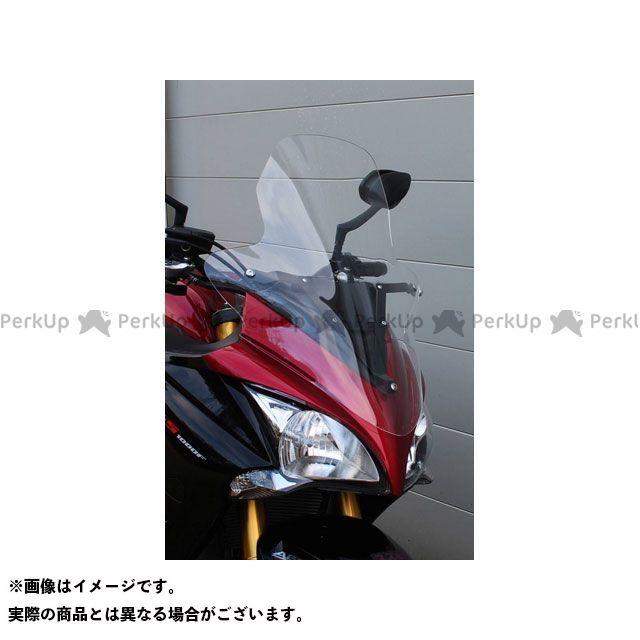 【エントリーで更にP5倍】S2 Concept GSX-S1000F スクリーン関連パーツ Bubble srceen comfort GSXS1000-F | BS1028 S2コンセプト