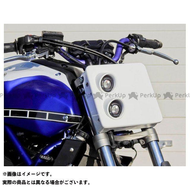 S2 Concept MT-07 電装ステー・カバー類 Headlight plate MT07 Flat Track | Y746 S2コンセプト