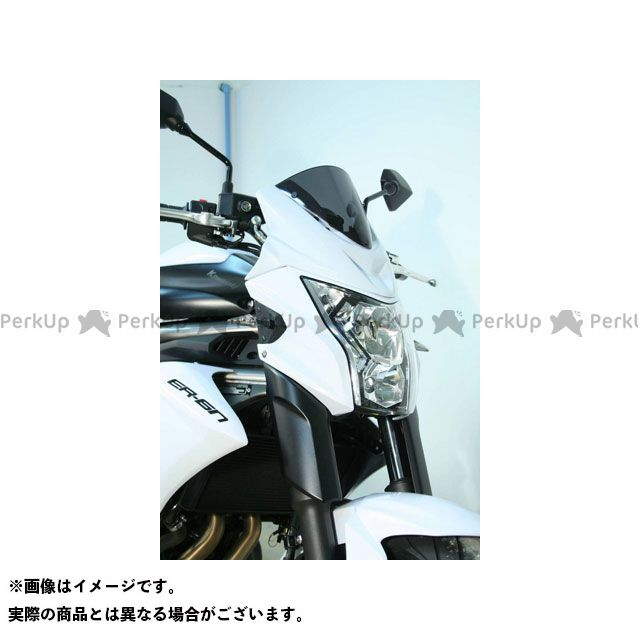 S2 Concept ER-6n カウル・エアロ Nose fairing ER6 raw | K696.000 S2コンセプト