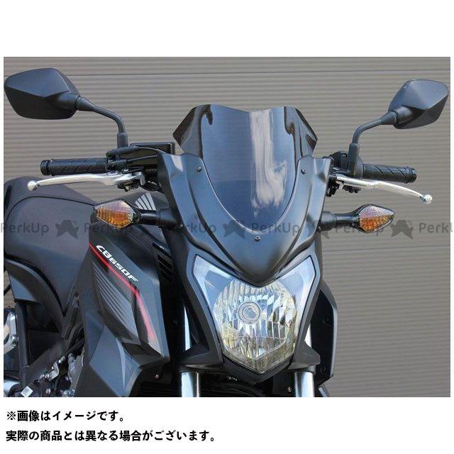 S2 Concept CB650F カウル・エアロ Nose fairing HONDA CB650F painted ブラック マット | H655 S2コンセプト