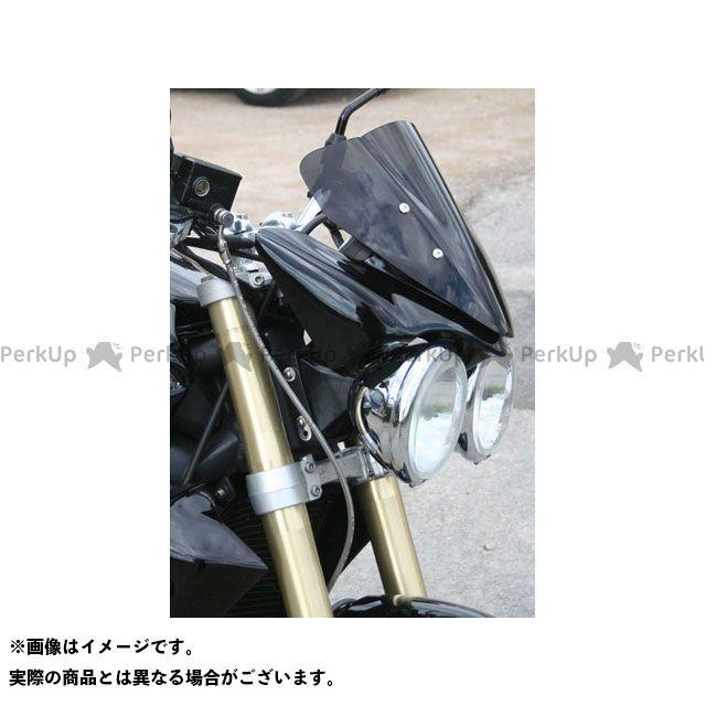 S2 Concept ストリートトリプル カウル・エアロ Nose fairing STREET TRIPLE raw   T677.000 S2コンセプト