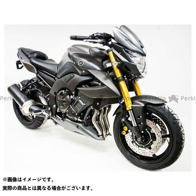 S2 Concept XJ6 カウル・エアロ Nose fairing Yamaha XJ6 painted グレー | Y606 S2コンセプト