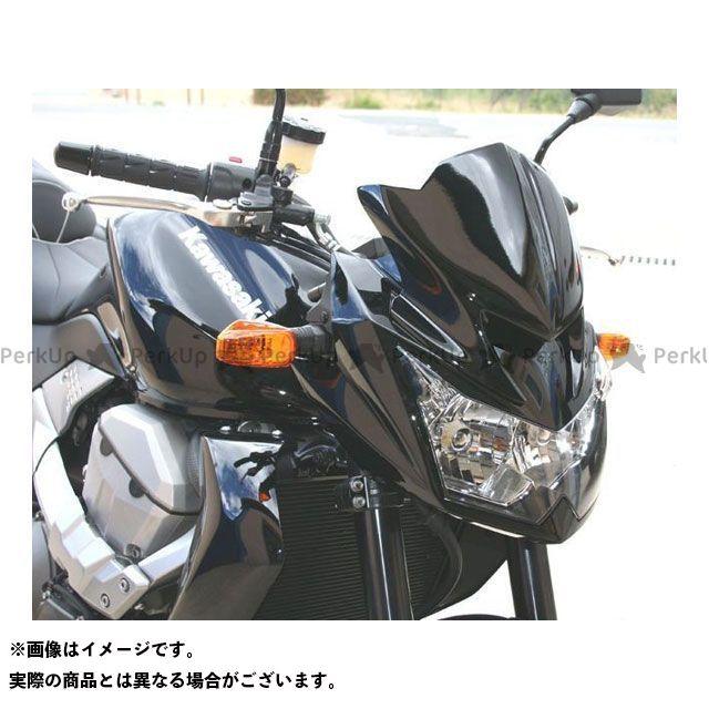 S2 Concept Z750 カウル・エアロ Nose fairing Z750 painted ブラック | K772 S2コンセプト