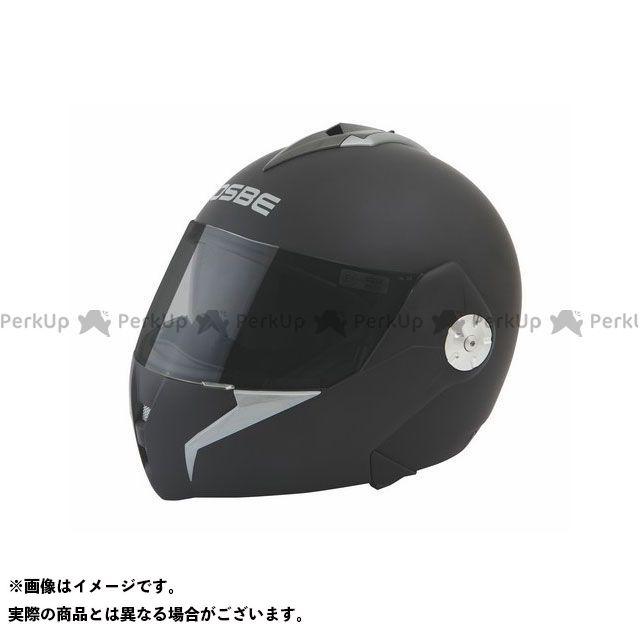 OSBE システムヘルメット(フリップアップ) OHB20 DSS MONO HELMET(METAL BLACK) サイズ:60 OSBE