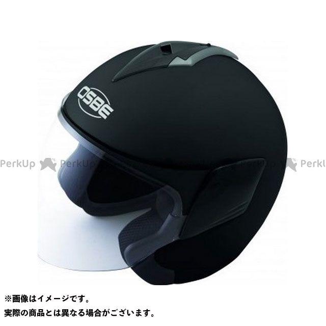 OSBE ジェットヘルメット OHB10 DSS MONO HELMET(MAT BLACK) サイズ:60 OSBE