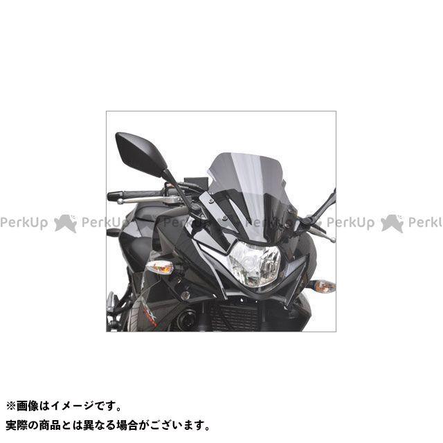 【エントリーで更にP5倍】アサヒフウボウ GSX250R スクリーン関連パーツ スクリーン(スモーク) 旭風防