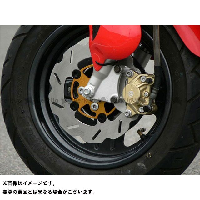 【エントリーで更にP5倍】ビートジャパン KSR110 キャリパー 220mm ローター用 Brembo キャリパー&サポート SET BEET