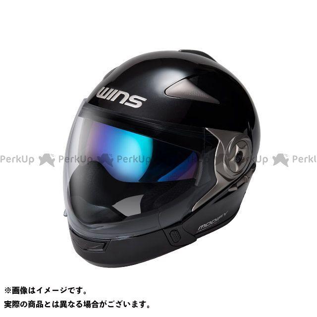 ウインズ システムヘルメット(フリップアップ) MODIFY ADVANCE カラー:メタリックブラック サイズ:XL/59-60cm WINS