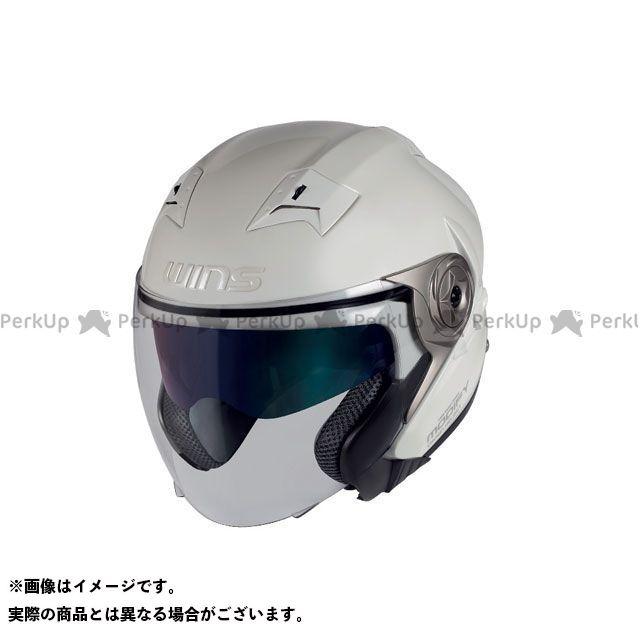 ウインズ ジェットヘルメット MODIFY X JET カラー:パールホワイト サイズ:XXL WINS