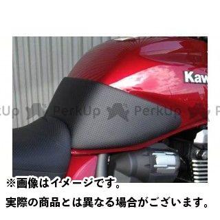 PLEASURE ZRX1200ダエグ タンク関連パーツ タンクパッド タイプ:ワイド プレジャー