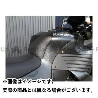 【エントリーで最大P21倍】PLEASURE 1400GTR・コンコース14 ZZR1400 タンク関連パーツ タンクパッド ZZ-R1400 タイプ:スタンダード プレジャー
