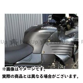 PLEASURE 1400GTR・コンコース14 ZZR1400 タンク関連パーツ タンクパッド ZZ-R1400 タイプ:ワイド プレジャー