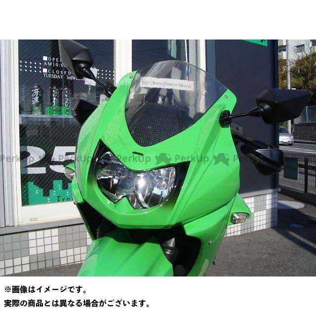 PLEASURE ニンジャ250R カウル・エアロ Ninja250R フェイスパネル 仕様:Type1 プレジャー
