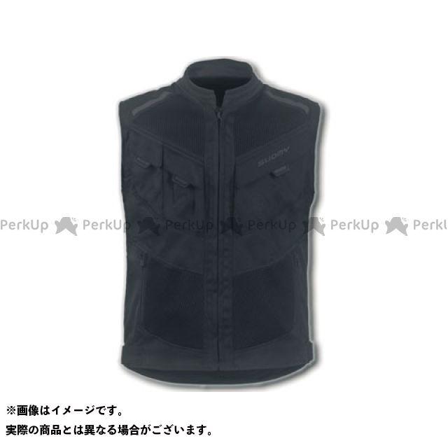 SUOMY スオーミー ジャケット SJK-020 T-デザートベスト(ブラック) M