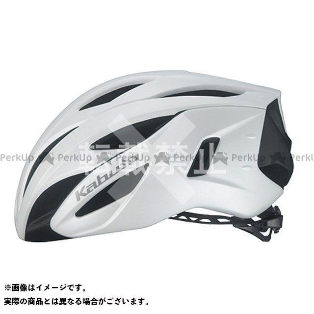 OGK KABUTO ヘルメット AERO V1(マットホワイト) サイズ:L/XL(59-62cm) OGK KABUTO(自転車)