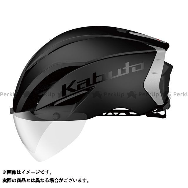 OGK KABUTO ヘルメット AERO-R1(マットブラック-2) サイズ:XS/S(54-56cm) OGK KABUTO(自転車)