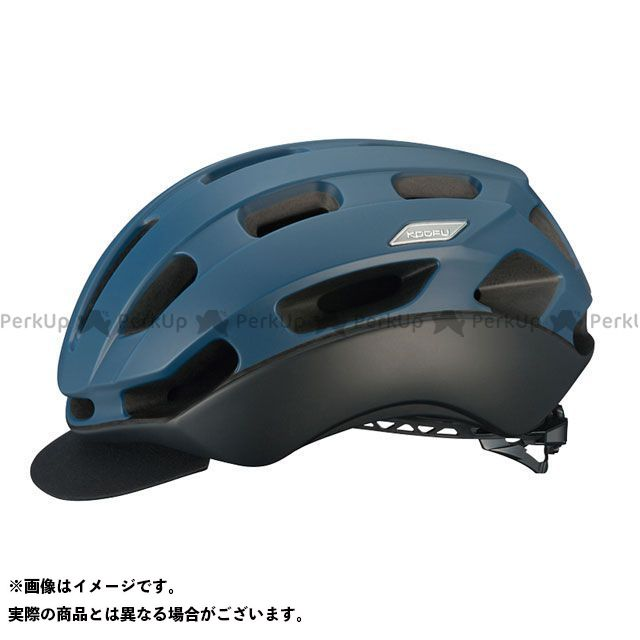 オージーケーカブト 自転車 OGK 国内正規品 KABUTO 付与 ヘルメット 自転車用品 無料雑誌付き サイズ:L BC-GLOSBE-2 KOOFU 59-62cm XL マットネイビー