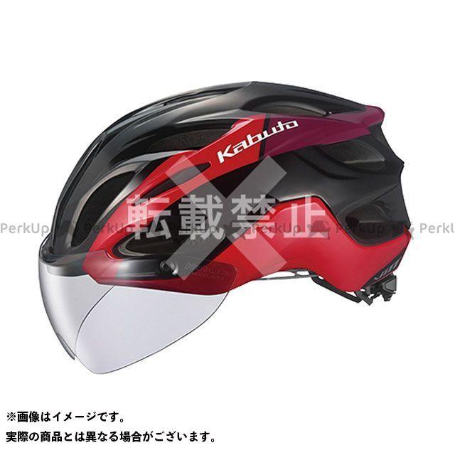 OGK KABUTO ヘルメット VITT(G-2レッド) サイズ:L(59-60cm) OGK KABUTO(自転車)