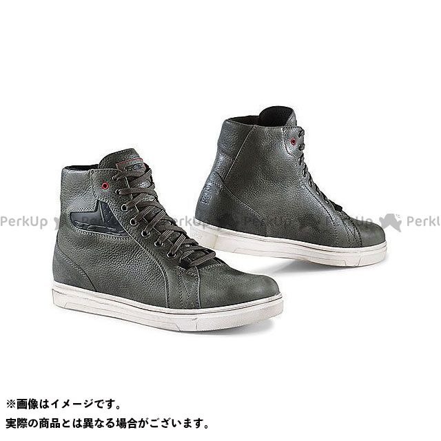 ティーシーエックス ACE サイズ:36 TCX GREY Boots STREET カジュアルシューズ WP