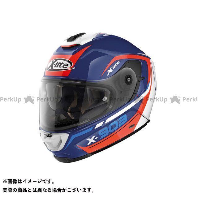 エックスライト フルフェイスヘルメット X-903 カバルカーデ(インペリアルブルー/24) サイズ:S X-lite