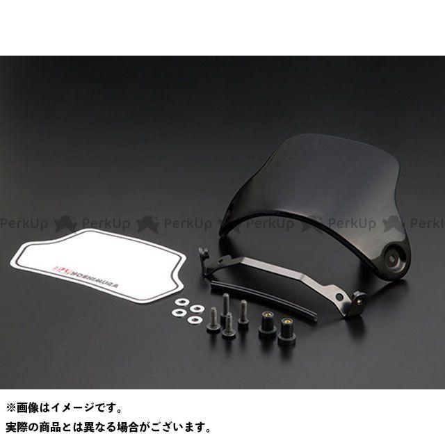 【エントリーで最大P23倍】YOSHIMURA モンキー125 メーターカバー類 メーターバイザーSET(ブラック) ヨシムラ