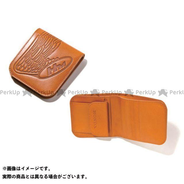 ホンダ 財布 Honda CLASSICS EP-P95 レザーウォレット カラー:ブラウン Honda