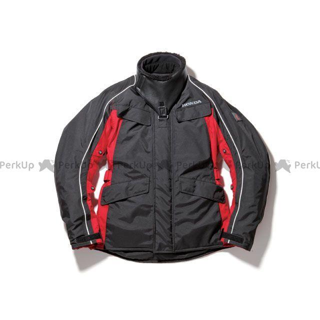【エントリーでポイント10倍】送料無料 Honda ホンダ ジャケット Honda TN-P3R A/Wライディングウインタージャケット レッド S