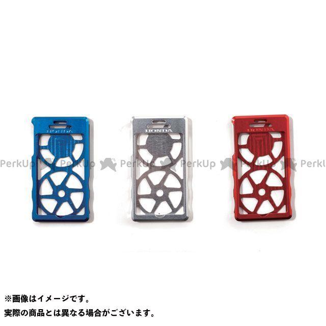 【エントリーで更にP5倍】ホンダ 小物・ケース類 Honda EP-R96 アルミビレットiPhoneカバー B Type カラー:シルバー サイズ:F Honda