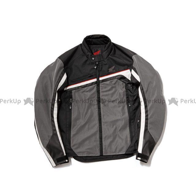 Honda ホンダ ジャケット Honda TN-R3C ライトメッシュスポーツブルゾン(グレー) M