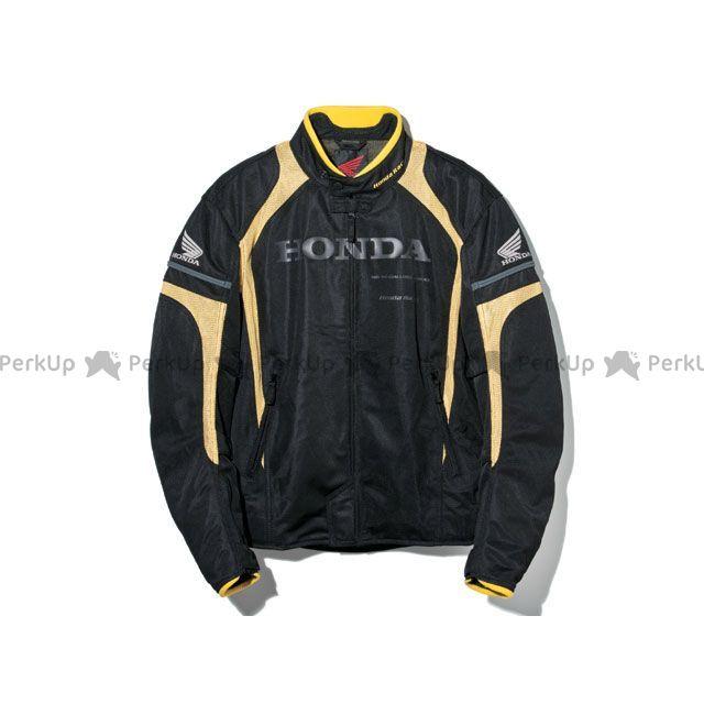 ホンダ ジャケット Honda ES-T35 ストライカーメッシュジャケット イエロー S Honda