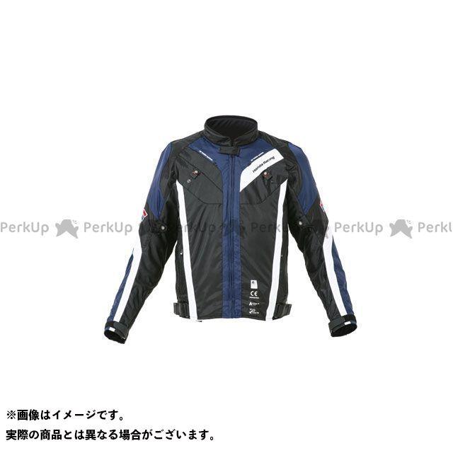 ホンダ ジャケット HRC 2020春夏モデル ハーフメッシュライディングブルゾン(ブルー) サイズ:3L Honda