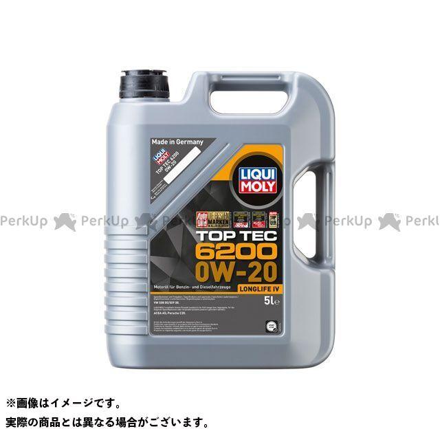 【エントリーで最大P21倍】リキモリ オイル・添加剤 トップテック6200 0W20 5L LIQUI MOLY