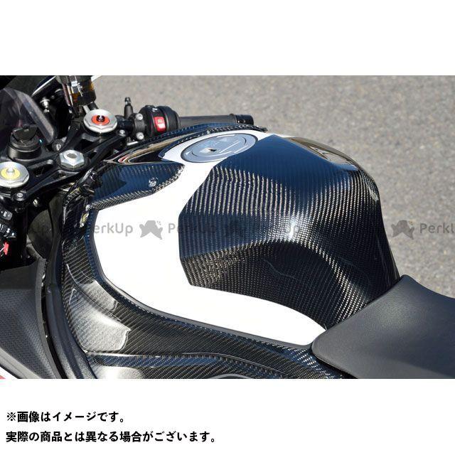 【エントリーで最大P23倍】Magical Racing S1000RR タンク関連パーツ タンクエンド 仕様:綾織カーボン マジカルレーシング