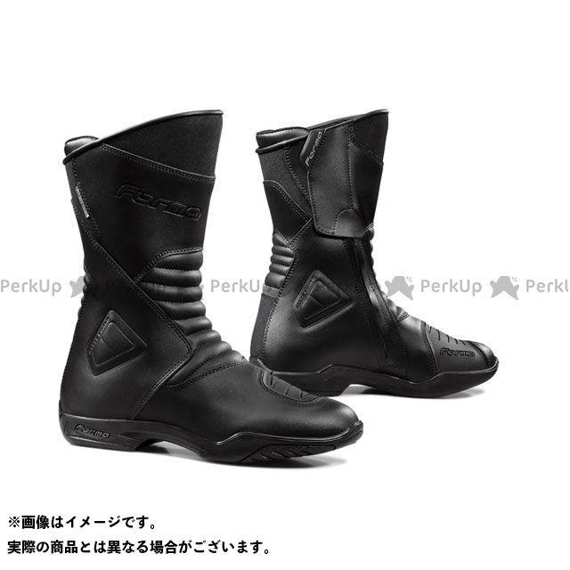 フォーマ ライディングブーツ MAJESTIC(ブラック) サイズ:45/28.0cm FORMA